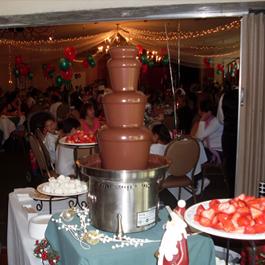 chocoladefontein-buffet